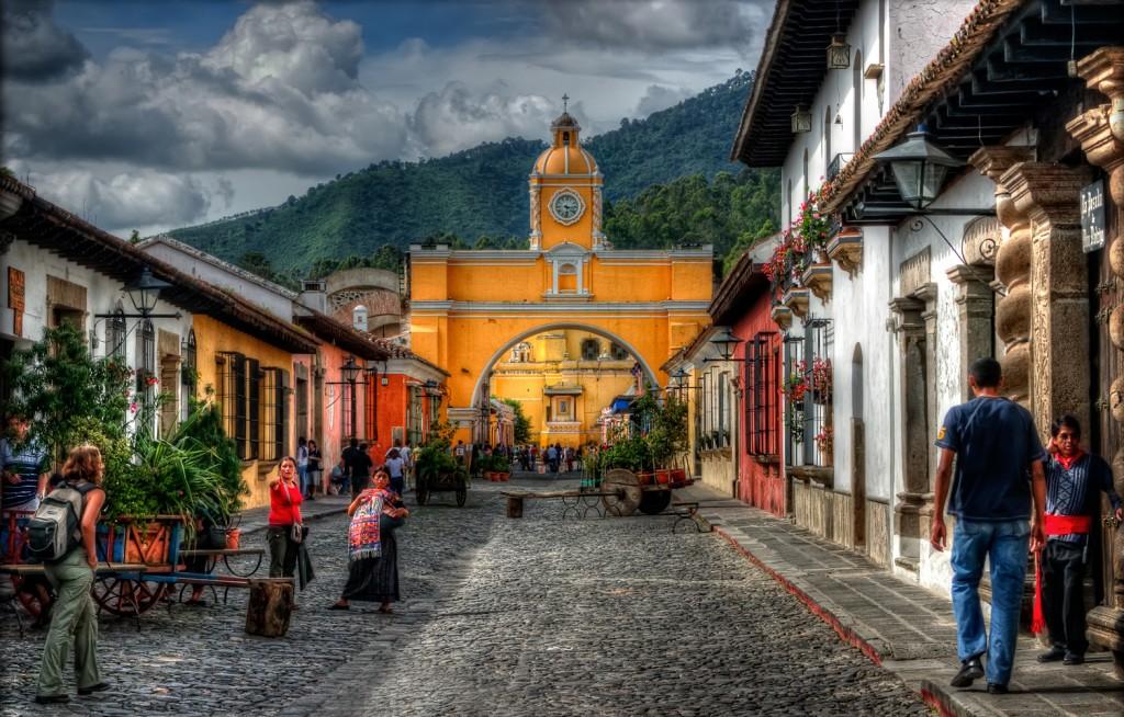 Ciudad Antigua, Guatemala