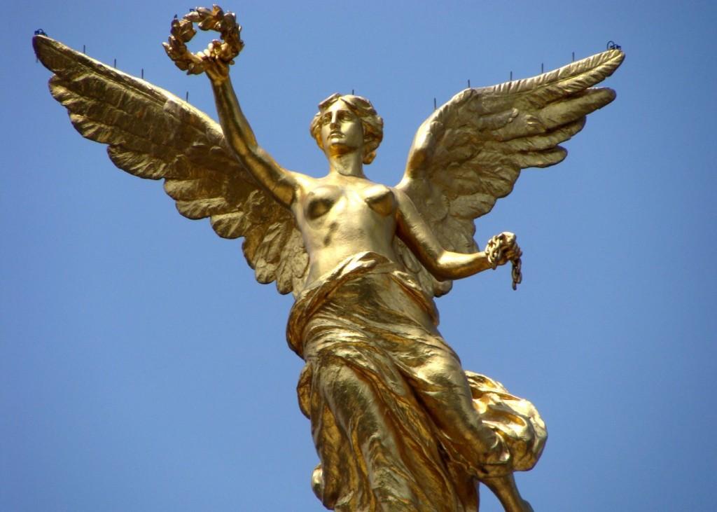 Monumento El Ángel, Ciudad de México