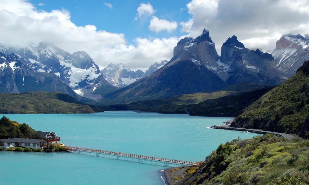 Torres del Paine Parque Nacional, Patagonia, Chile