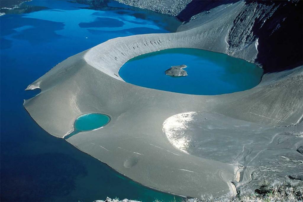 Volcán Cerro Azul, Galapagos, Ecuador