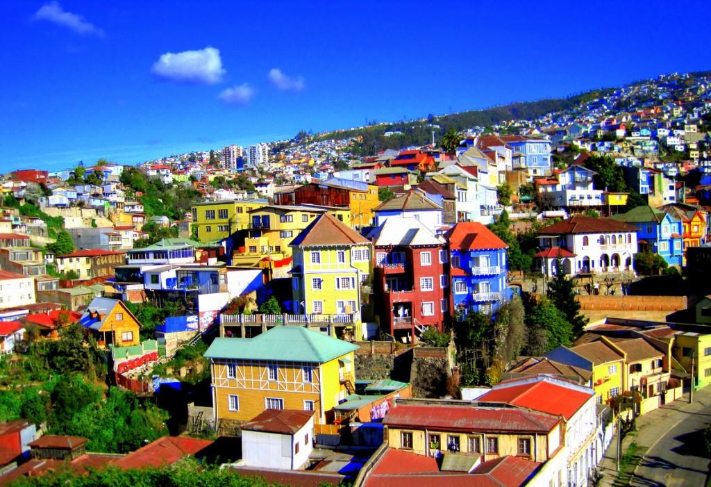 Valparaíso Puerto Principal, Chile