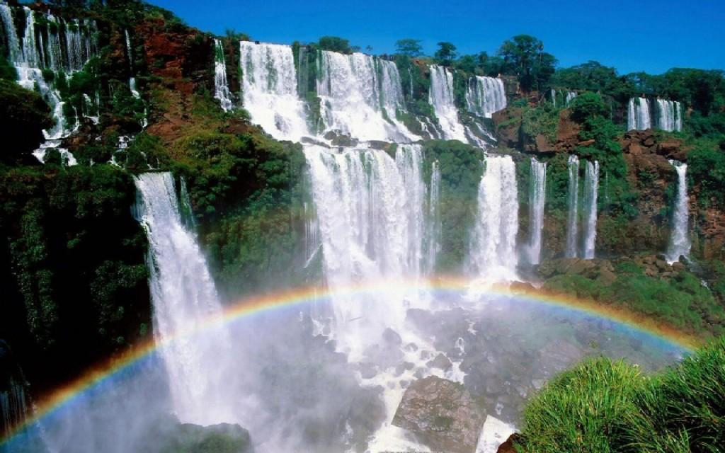 Cataratas del Iguazú, Argentina y Brazil